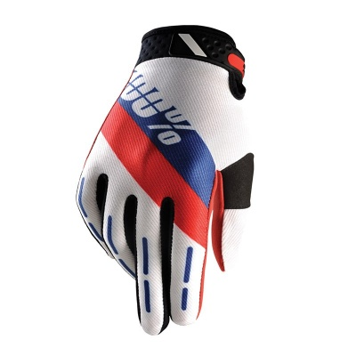 100% guanti mountain bike Ridefit Glove Honor