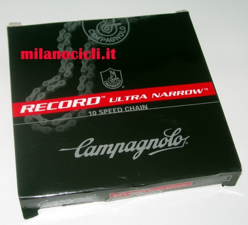 Campagnolo catena Record Ultre Narrow 10 velocità
