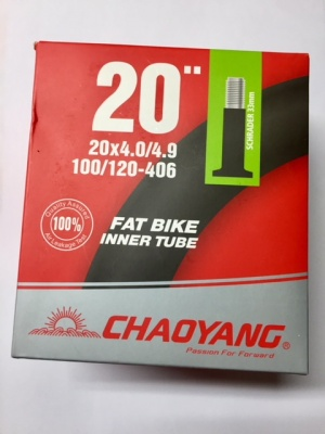"Chaoyang camera d'aria Fat Bike 20"" x 4.0/4.9"