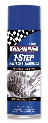 Finish Line 1-Step pulisce & lubrifica