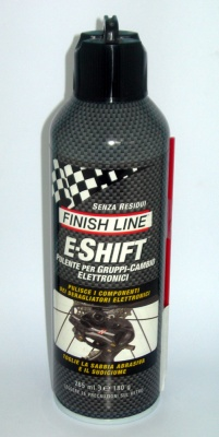 Finish Line E-Shift pulente per gruppi-cambio elettronici