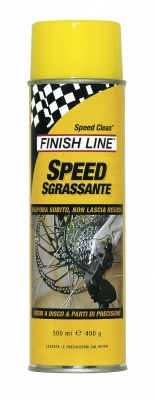 Finish Line Sgrassante Speed