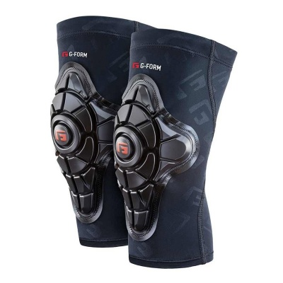 G-Form Ginocchiere Pro-X Knee Pads colore Black