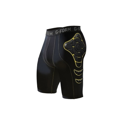 G-Form Pro B-Bike Compression Short colore Nero misura S