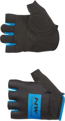 Northwave Flag guanti ciclismo colore Black Blue