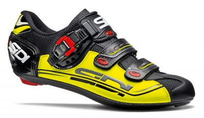 Sidi scarpe ciclismo Genius 7 Black Yellow Black