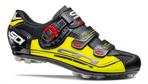 Sidi scarpe mtb Eagle 7 Black Yellow Black