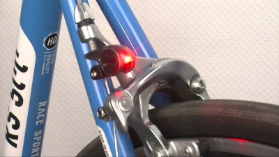 Sigma Brake light stop posteriore per bici con freni meccanici led